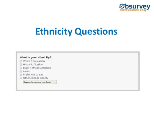 Using Demographic Questions For Indepth Data Analysis