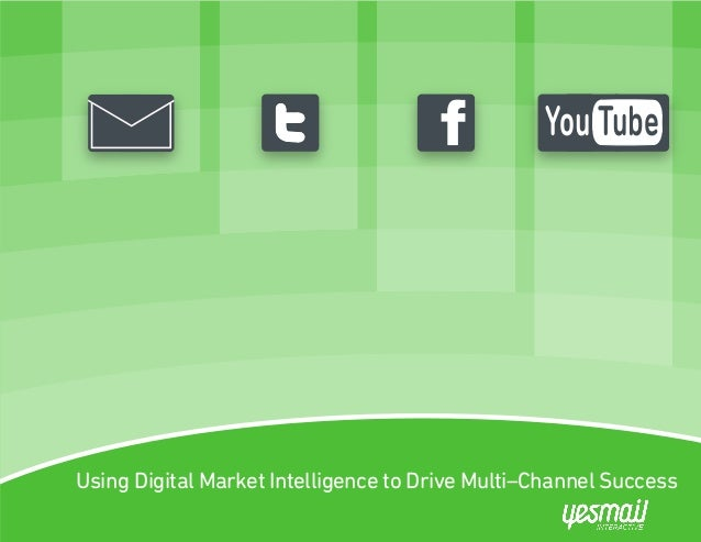You TubeUsing Digital Market Intelligence to Drive Multi–Channel Success