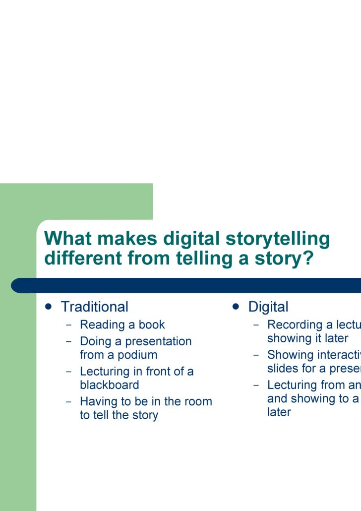 digital story telling See tweets about #digitalstorytelling on twitter see what people are saying and  join the conversation.