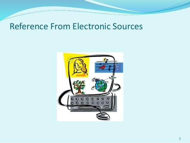 Using endnote Slide 3