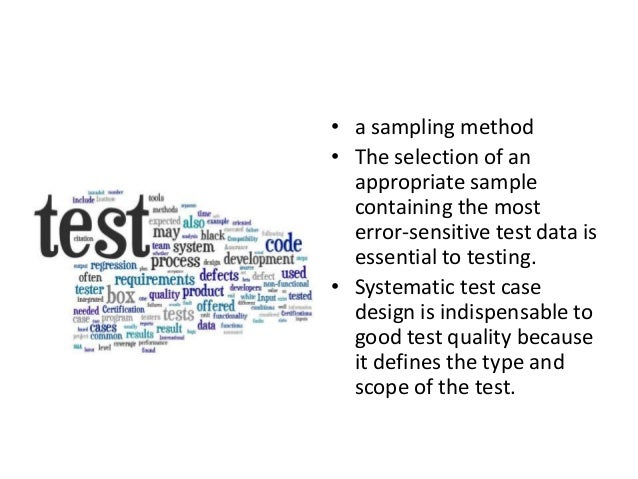 Using evolutionary testing to improve efficiency and quality