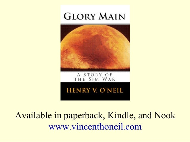 Available in paperback, Kindle, and Nook        www.vincenthoneil.com