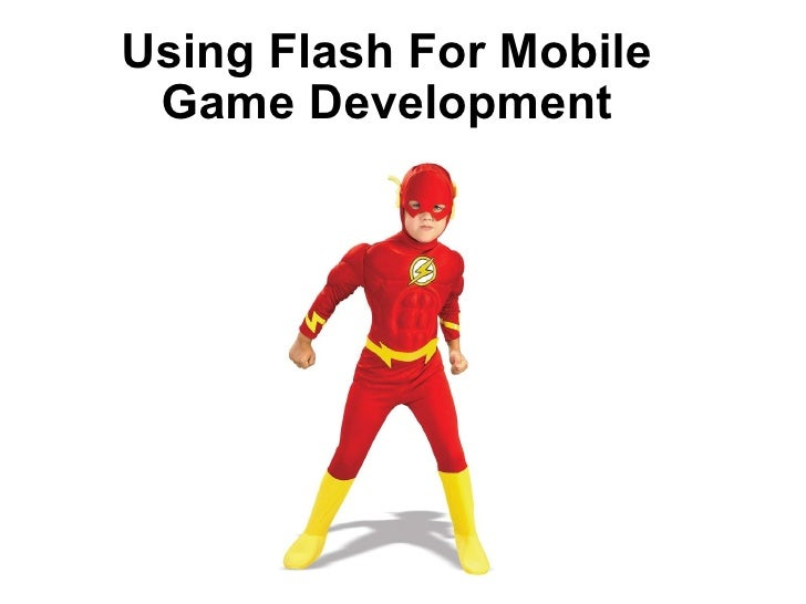 Using Flash For Mobile Game Development