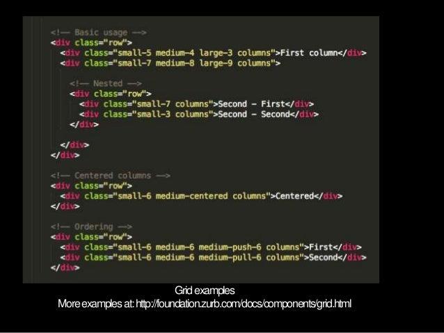 Foundation  Orbit Javascript Building Block