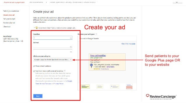 how to delete google adwords express account on setup