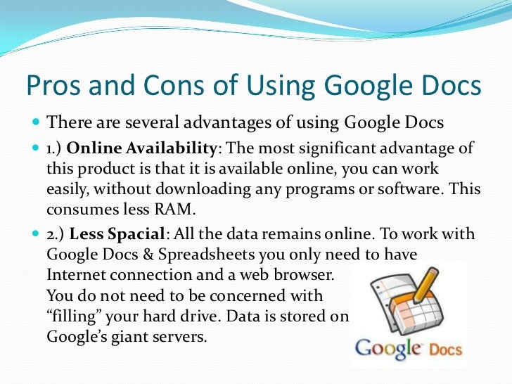 Using Google Docs - Using google docs