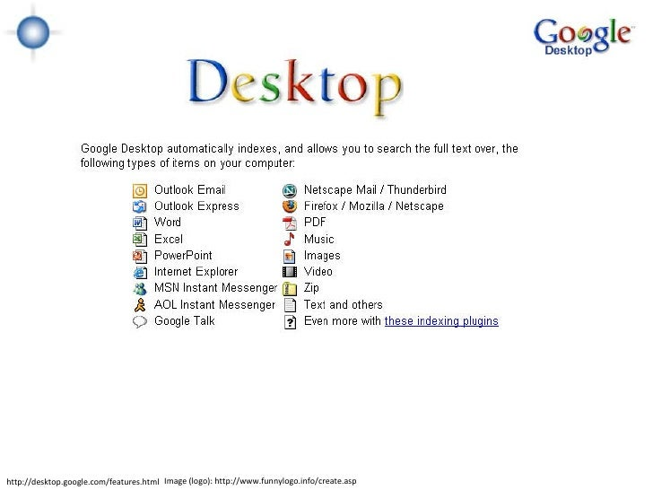 Using Google For Online Learning
