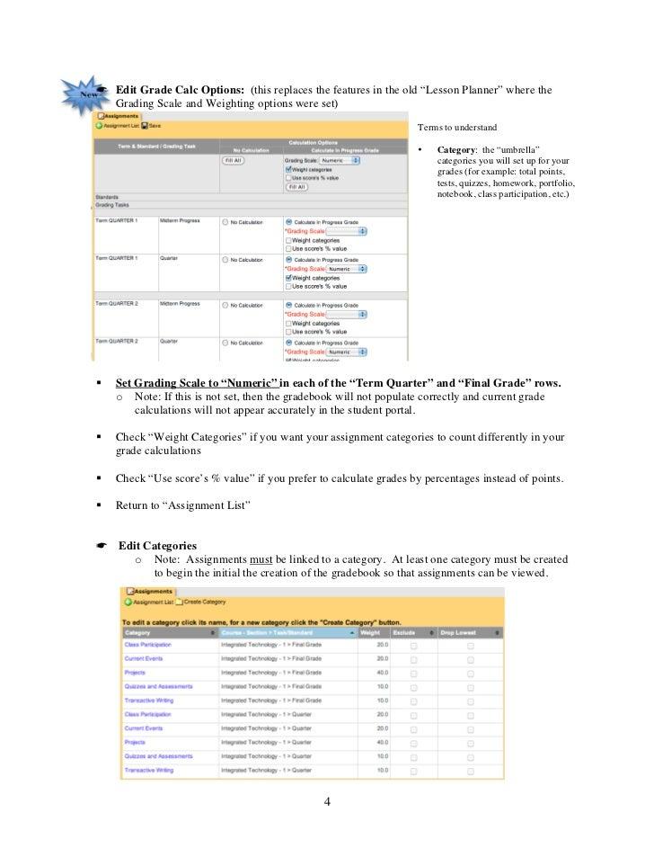 Online Grade Calculator