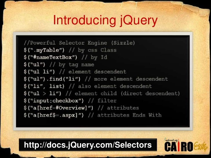 using jquery to survive in asp net webforms world