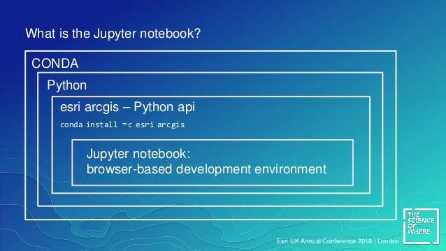 Using Jupyter Notebooks - Developers Forum - AC18