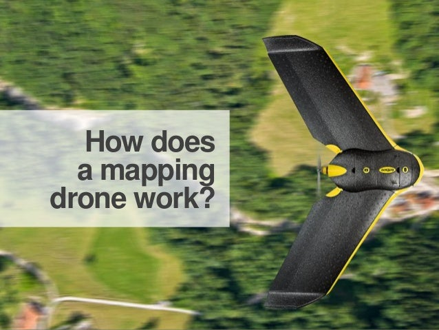 Using mapping drones for disaster prevention & response Slide 2