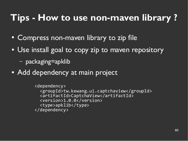 how to build a program in java