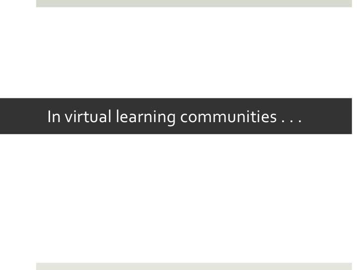 Using Data To Build Classroom Learning Communities