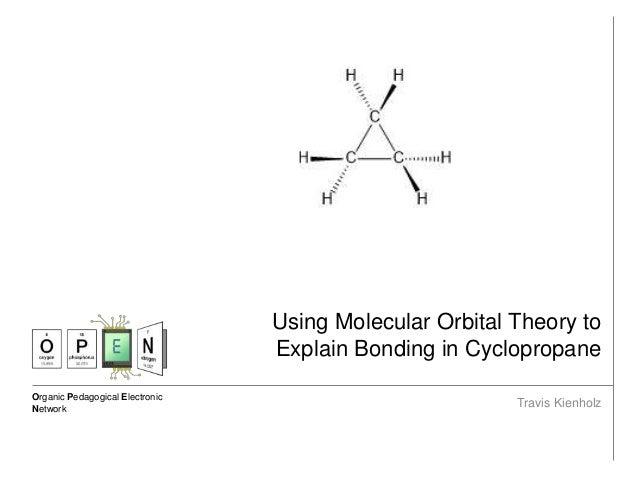 Cyclopropane Molecular Orbital Diagram Electrical Work Wiring