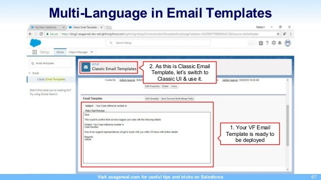Step By Step Guide On Setting Up Multi Language In Salesforce