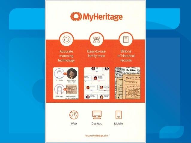 MyHeritage.com Unveils Stunning Online Family Tree ChartsGeneaBloggers