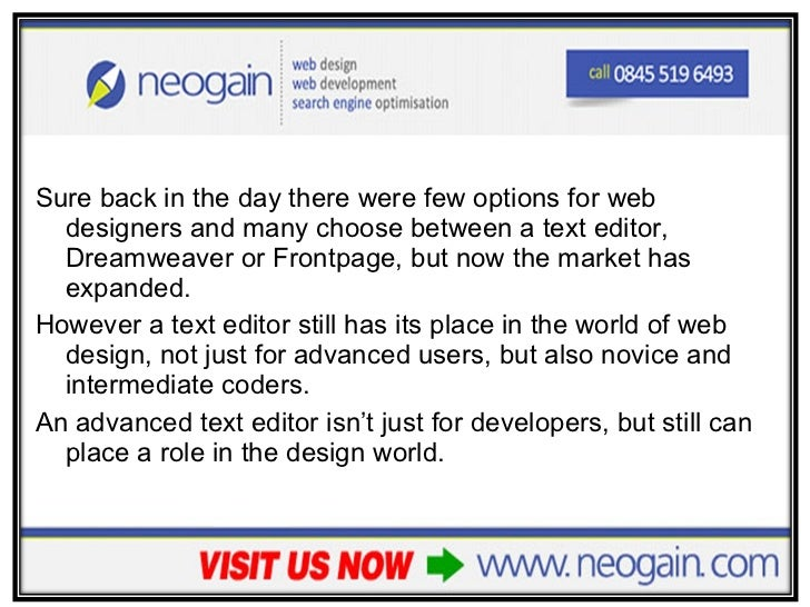 Using Notepad++ to edit your template code