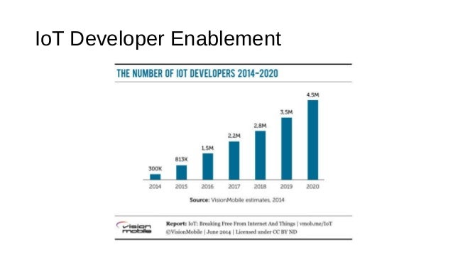 IoT Developer Enablement