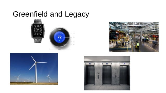 Greenfield and Legacy