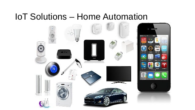 IoT Solutions – Home Automation
