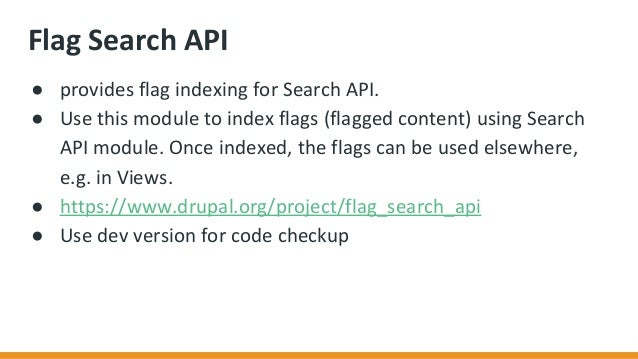 Using Search API, Search API Solr and Facets in Drupal 8