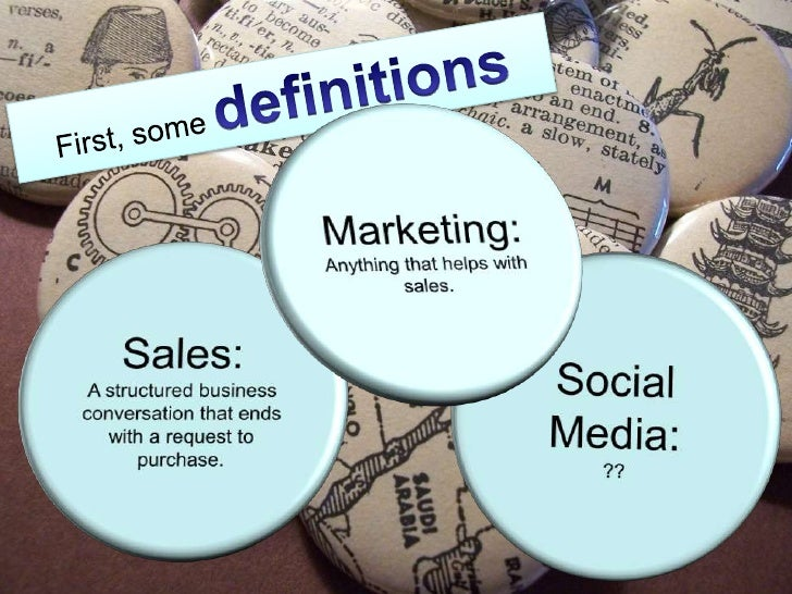 Within social media, customers are media producers