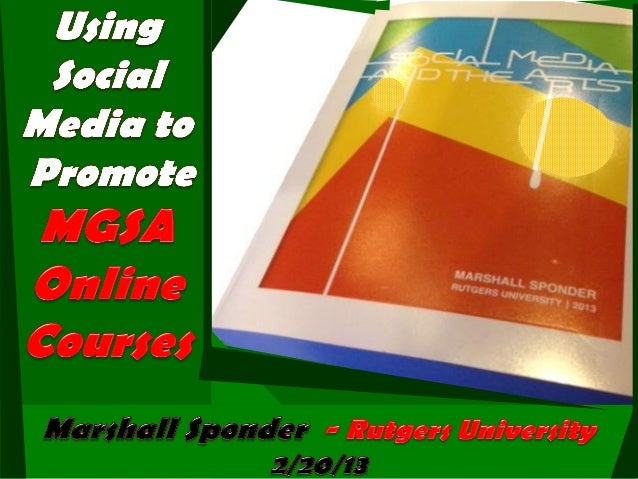Social Intelligence – Making sense of Social Media MessagesSocial Scoring – Analyze social profiles and organize it in you...