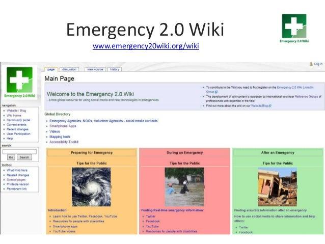 Using Social Media to Build Disaster Resilience Slide 3