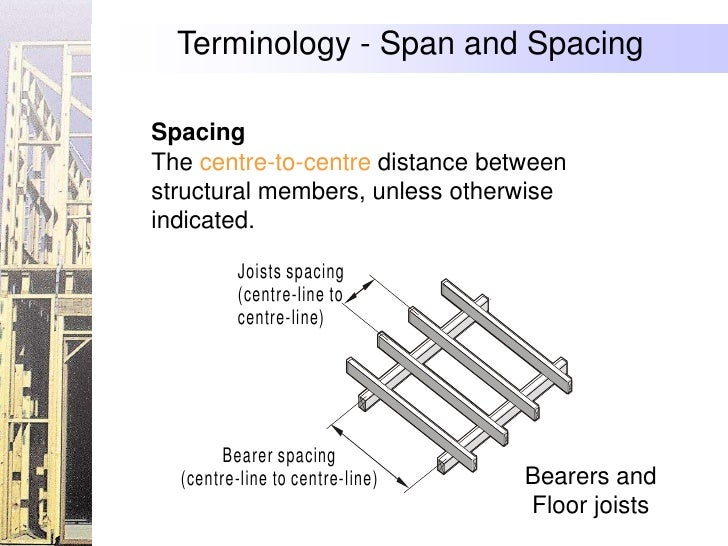 Timber floor joist span tables nz floor matttroy for Wood floor joist spacing