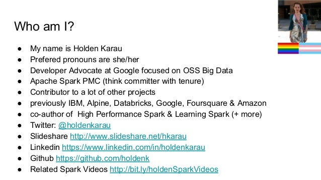 Using Spark ML on Spark Errors - What do the clusters tell us? Slide 2