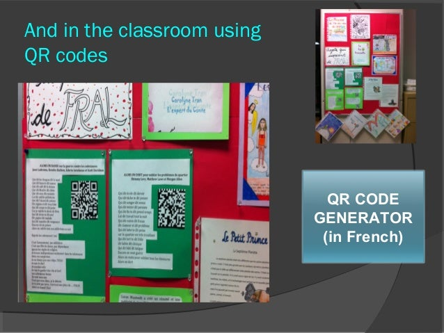 Using Technology in the Spanish and French classroom