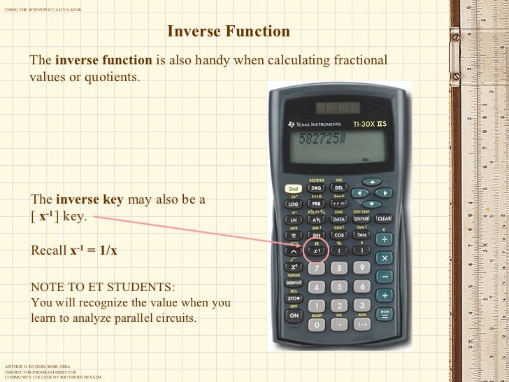 How to use the inverse log function in excel: ms excel tips youtube.