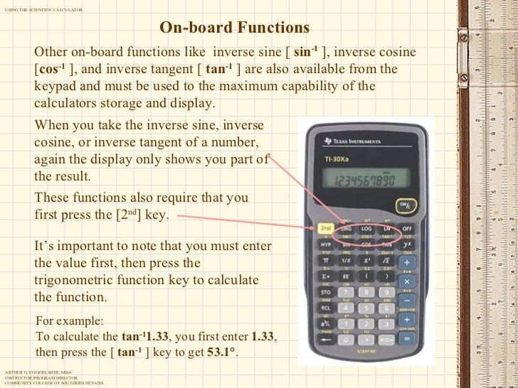 Inverse reciprocal trig on ti 84 graphing calculator youtube.
