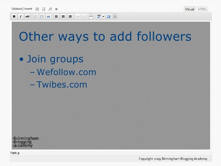 Twollow This= 100+ Twitter Followers Per Day... - YouTube