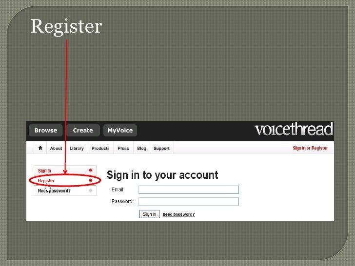 Register<br />