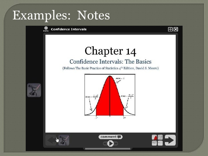 Examples:  Notes<br />