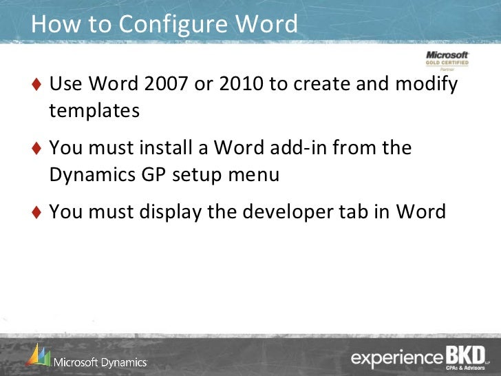 how to use word templates