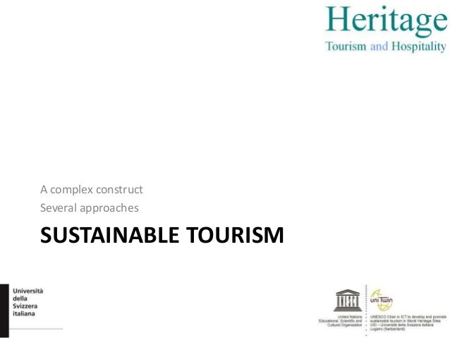 ICT for Sustainable Tourism in World Heritage Sites. An