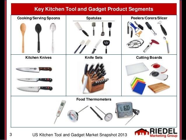 US Kitchen Tool & Gadget Market Snapshot 2013