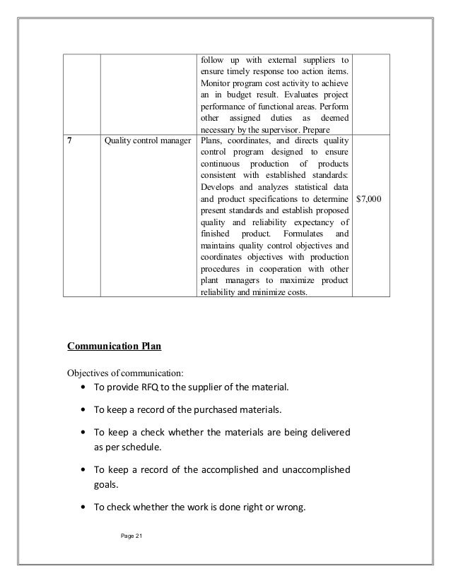 project report on confectionery manufacture Bakery and confectionery a detailed project report - canned fruits and vegetables: isbn number: project report detailed process of manufacture.