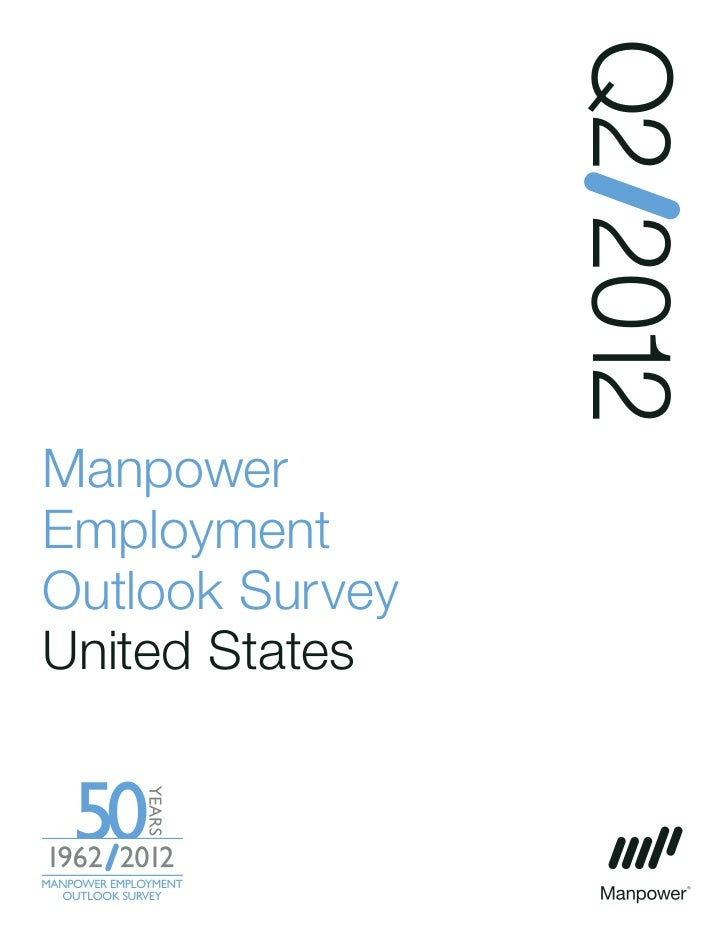 Q2 2012ManpowerEmploymentOutlook SurveyUnited States
