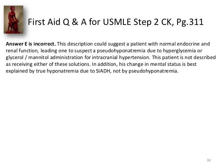 USMLE STEP 2, Individualized Tutorial Demonstration—Sept  2012 Sessio…