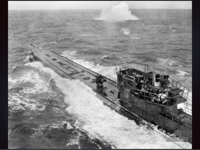 The U.S. Navy in World War II session v-The Battle of the Atlantic