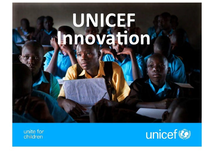 UNICEF Innova,on                 1