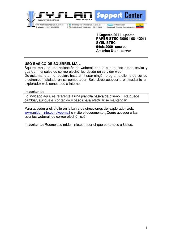 11/agosto/2011 -update                                              PAPER-STEC-N0001-08142011                             ...