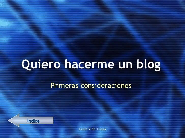 Uso did�ctico de los blogs Slide 3