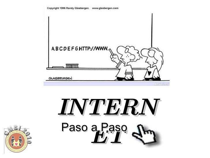 INTERNET Paso a Paso  CMBI 2010