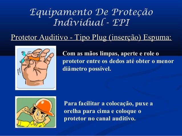 56dbbf9be1c17 26. Equipamento De Proteção Individual - EPI Protetor Auditivo - Tipo ...