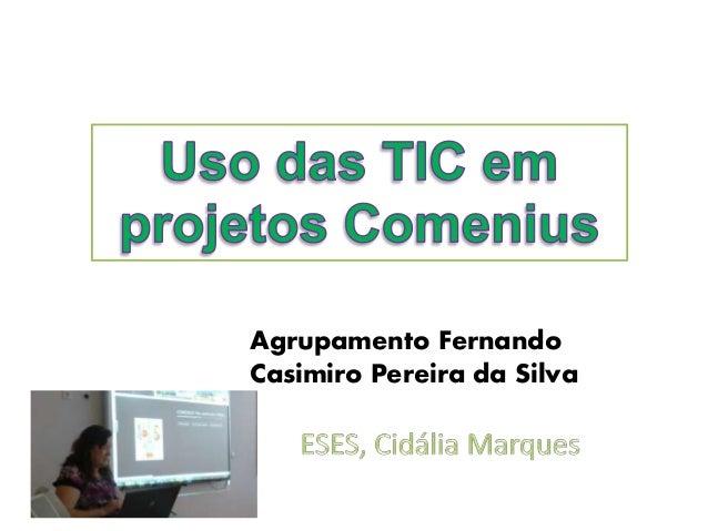 Agrupamento Fernando  Casimiro Pereira da Silva