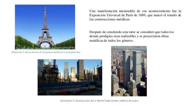 Uso del acero en la arquitectura y construcci n for Arquitectura y construccion